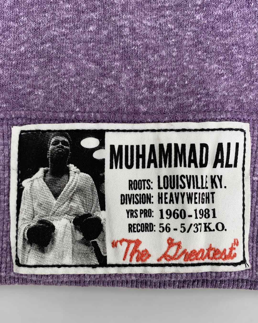 Ali the Greatest Heritage Sweatshirt - Roots of Inc dba Roots of Fight