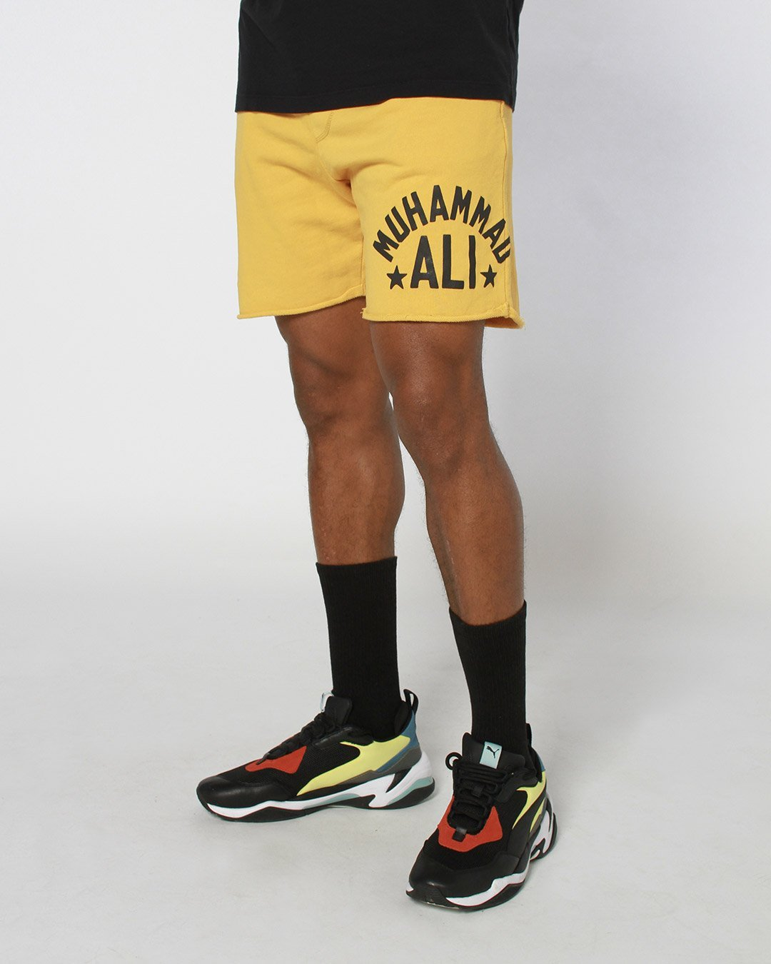 Ali Tribute Shorts - Roots of Inc dba Roots of Fight