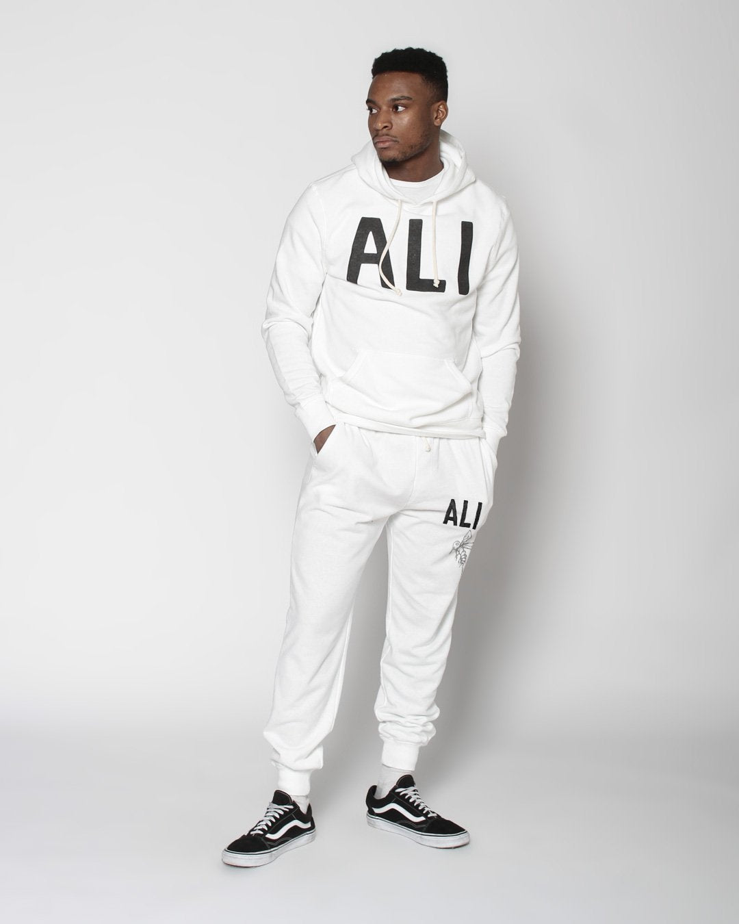 Ali Will vs. Skill Pullover Hoody - Roots of Inc dba Roots of Fight