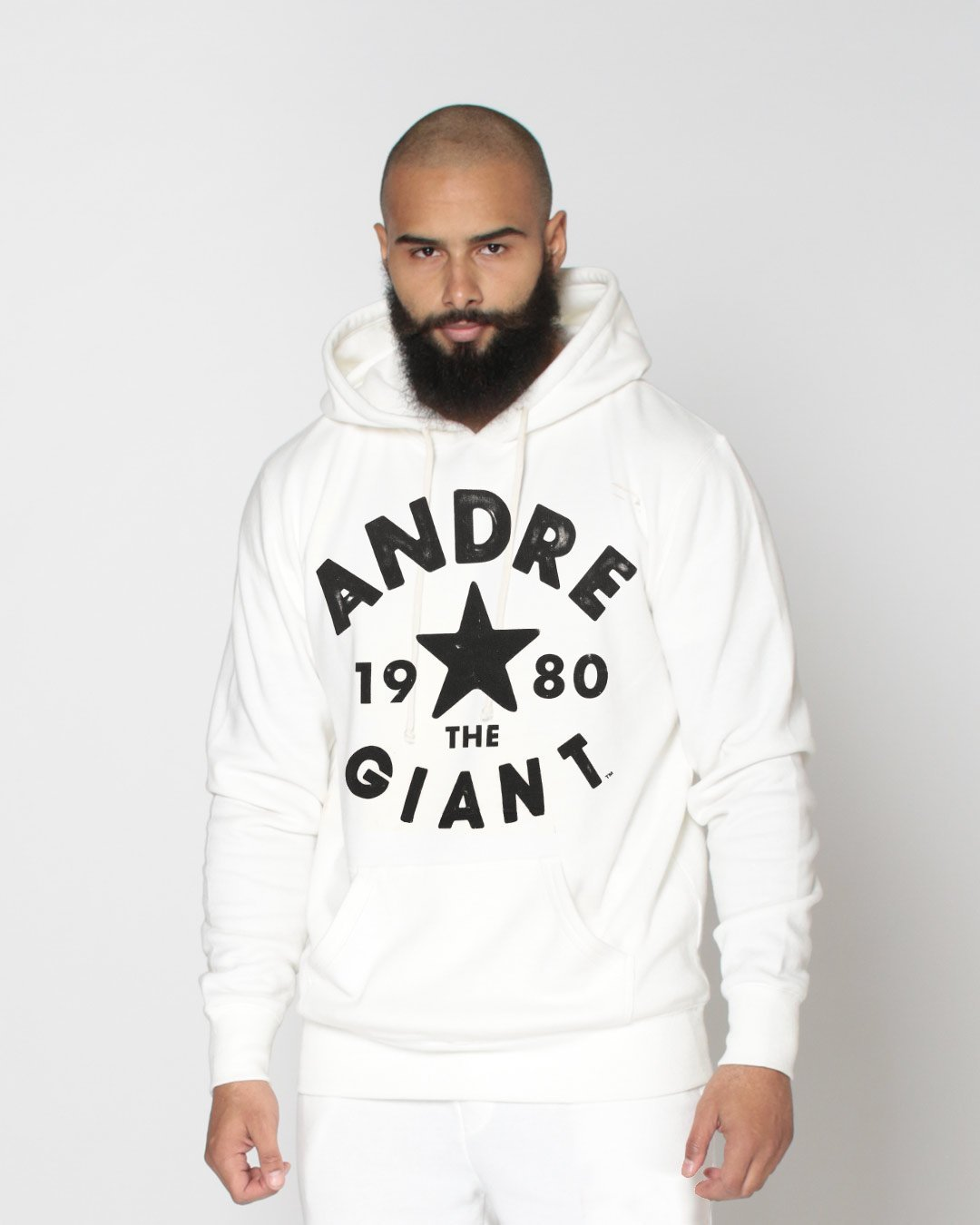 Andre The Giant 1980 Pullover Hoody - Roots of Inc dba Roots of Fight