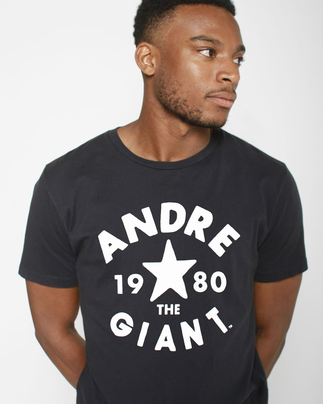 Andre the Giant 1980 Tee - Roots of Inc dba Roots of Fight
