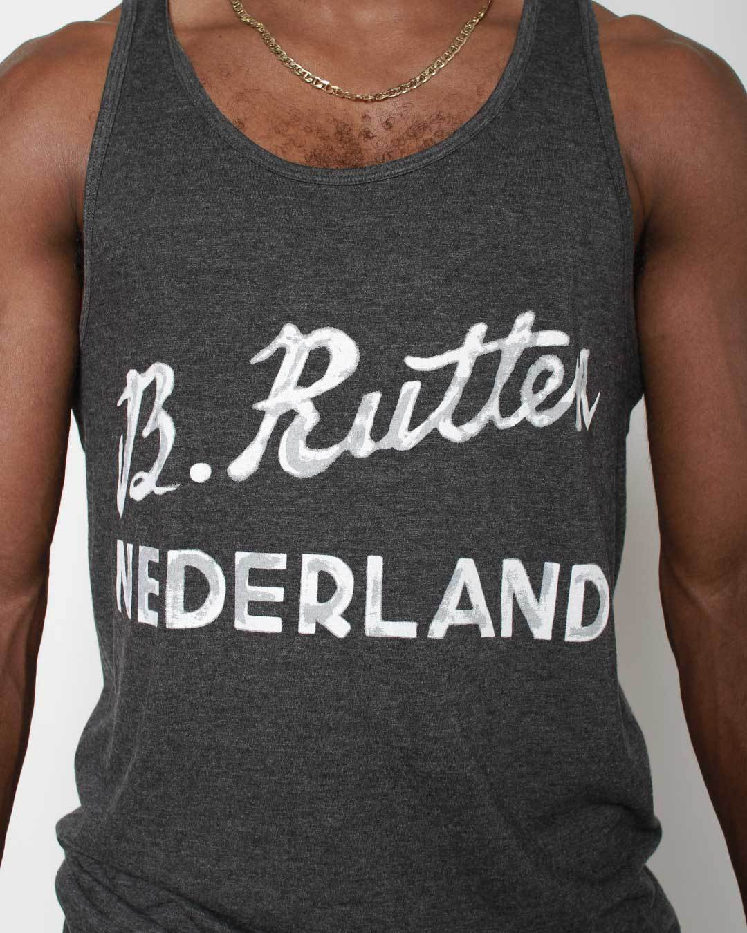 Bas Rutten Nederland Tank - Roots of Inc dba Roots of Fight