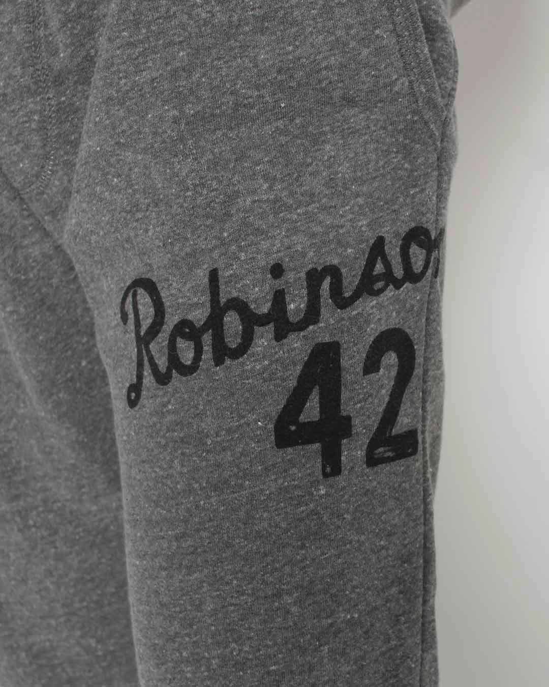 BHT - Jackie Robinson #42 Sweatpants - Roots of Inc dba Roots of Fight