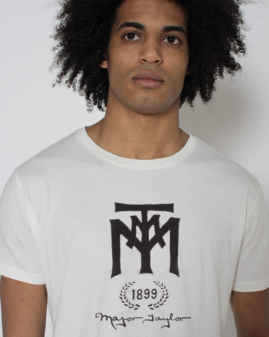 BHT - Major Taylor Signature Tee - Roots of Inc dba Roots of Fight