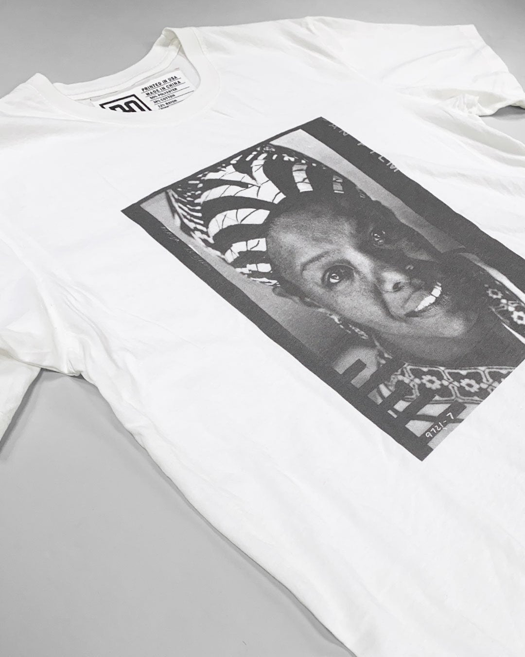 BHT - Maya Angelou Photo Tee - Roots of Inc dba Roots of Fight