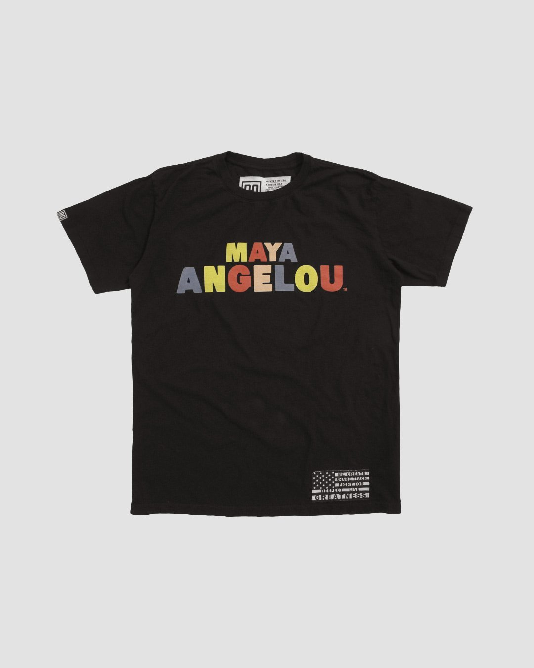 BHT - Maya Angelou Tee - Roots of Inc dba Roots of Fight