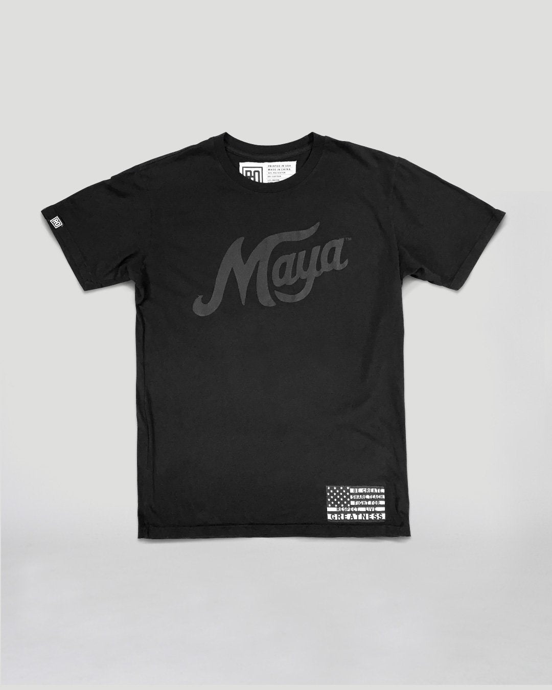 BHT - Maya Tee - Roots of Inc dba Roots of Fight