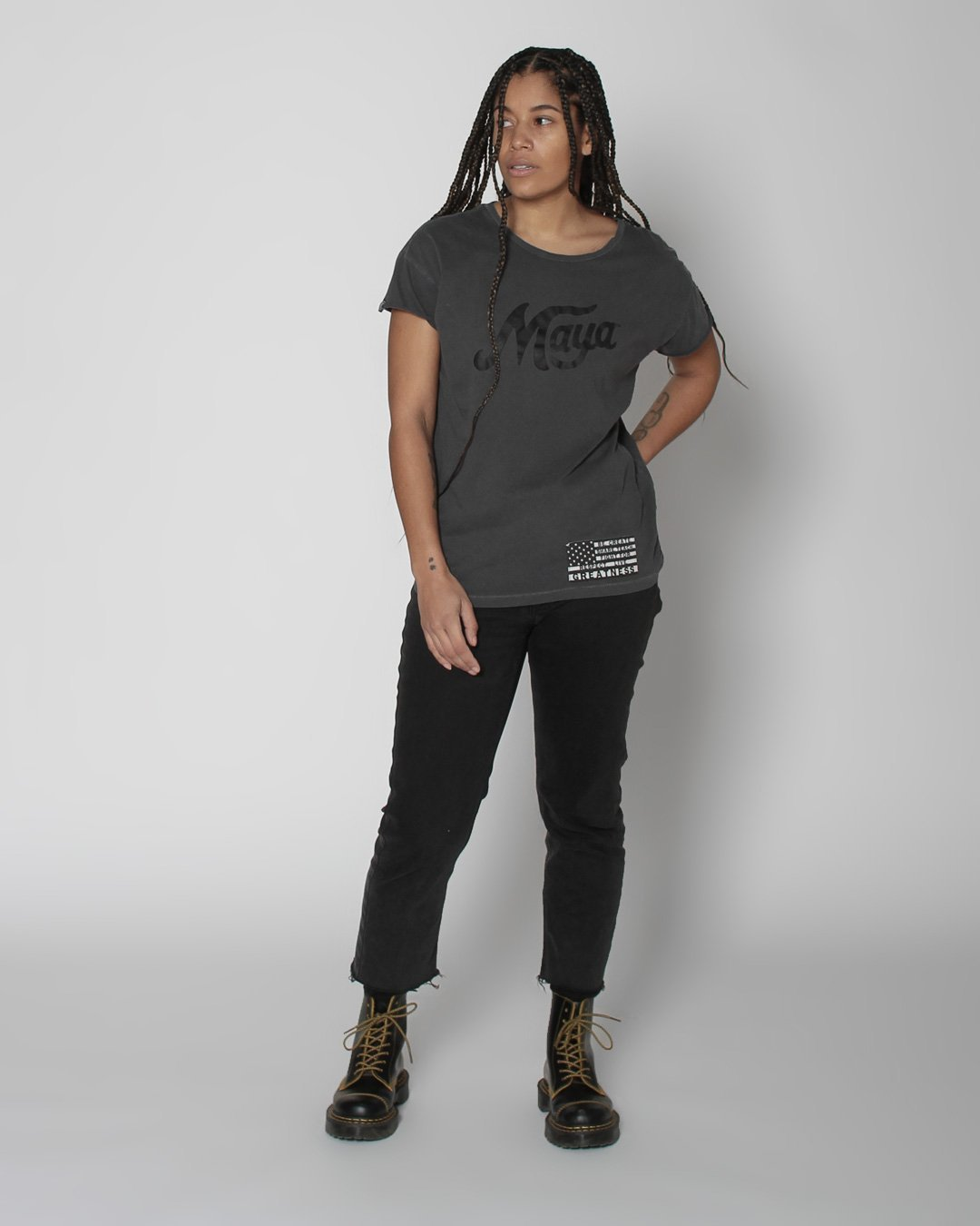 BHT - Maya Women's Tee - Roots of Inc dba Roots of Fight