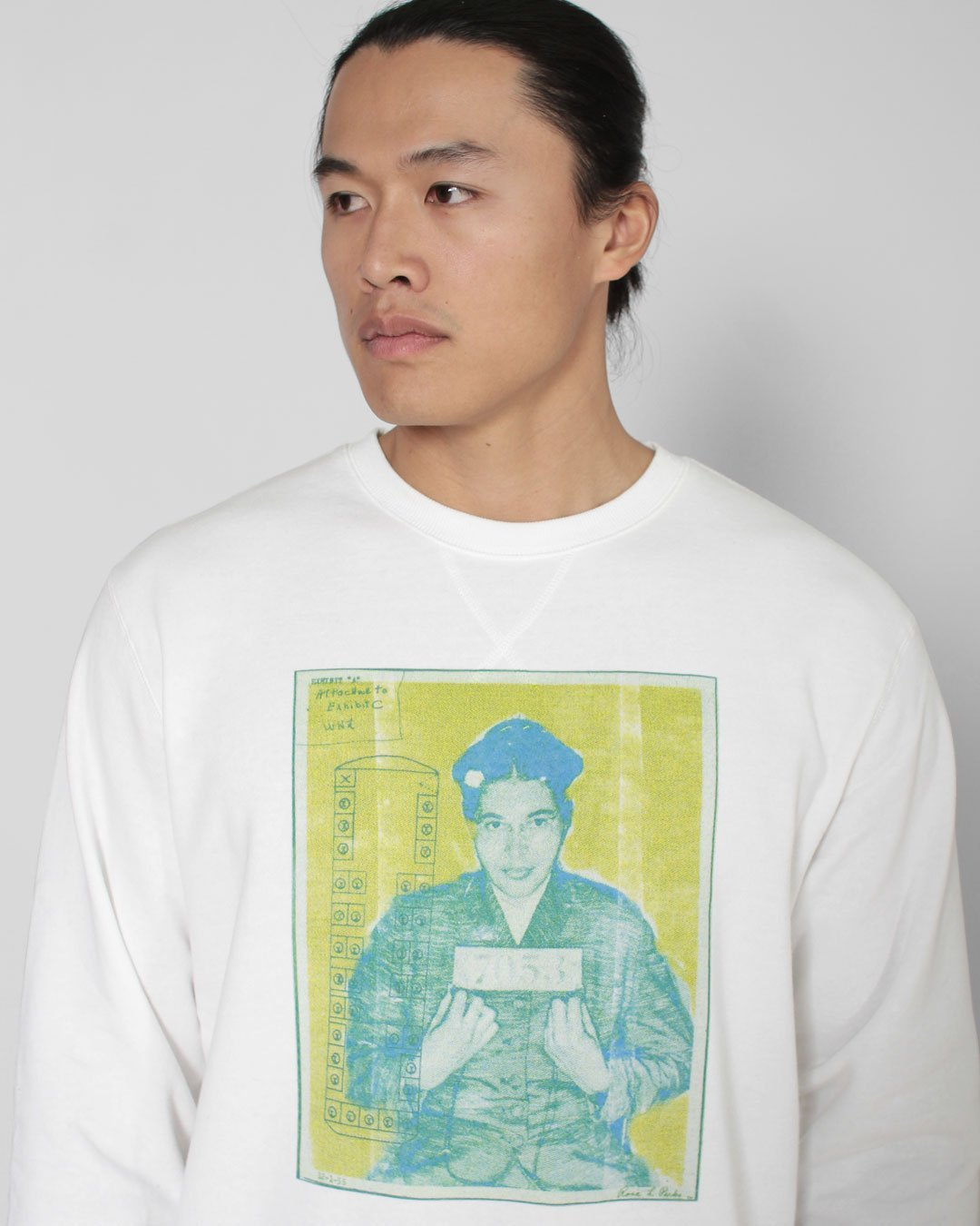 BHT - Rosa Parks Sweatshirt - Roots of Inc dba Roots of Fight