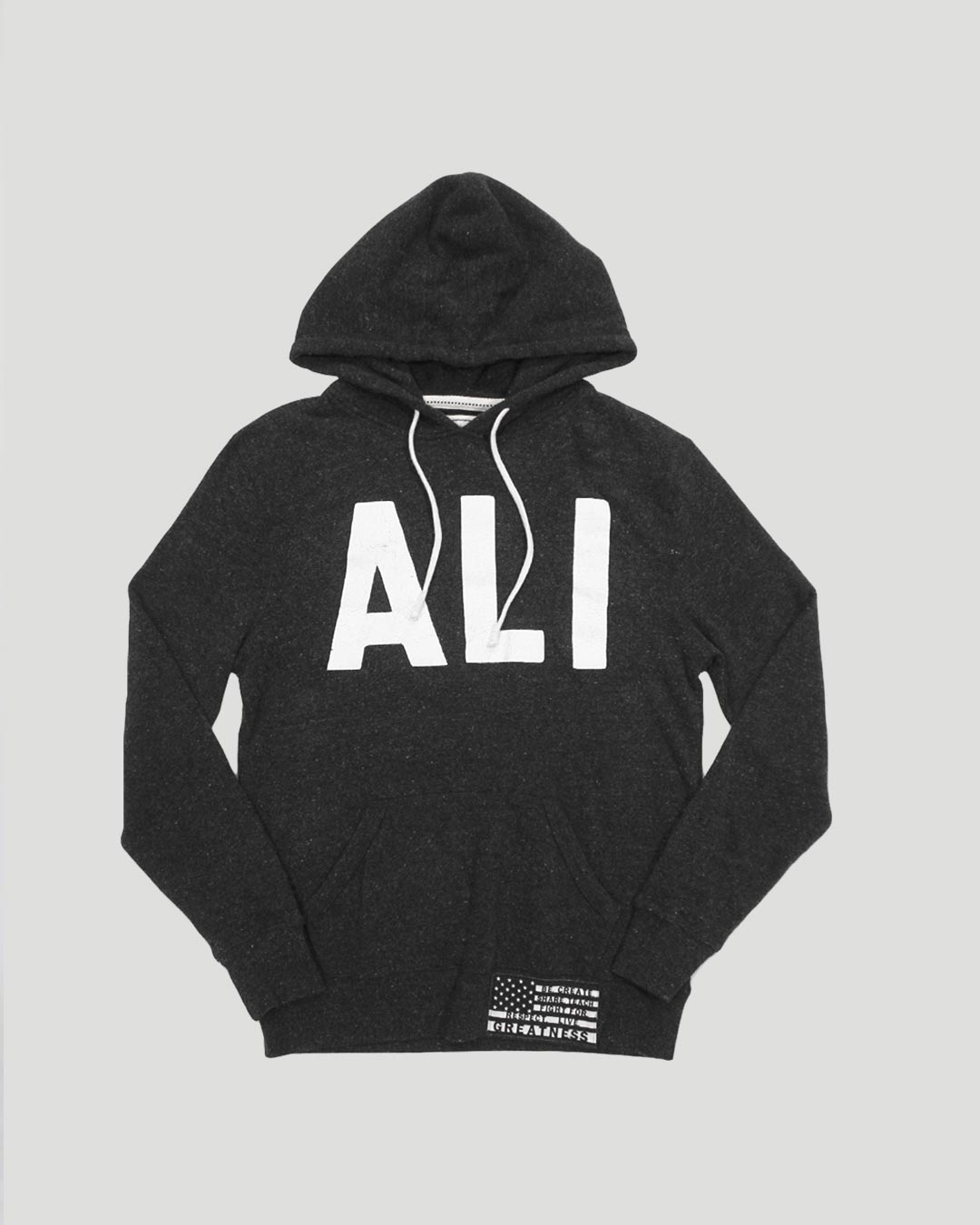 Black History Tribute - Ali Pullover Hoody - Roots of Inc dba Roots of Fight