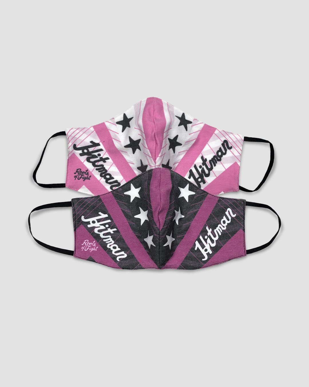 Bret Hart Face Mask Combo - Roots of Inc dba Roots of Fight