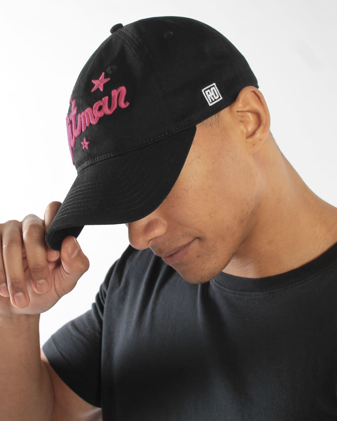 Bret Hart Hitman Adjustable Hat - Roots of Inc dba Roots of Fight