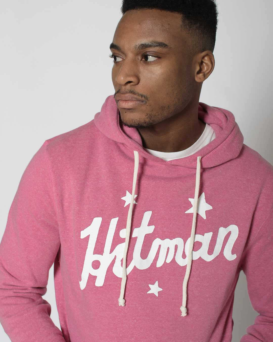 Bret Hart Hitman Classic Pullover Hoody - Roots of Inc dba Roots of Fight
