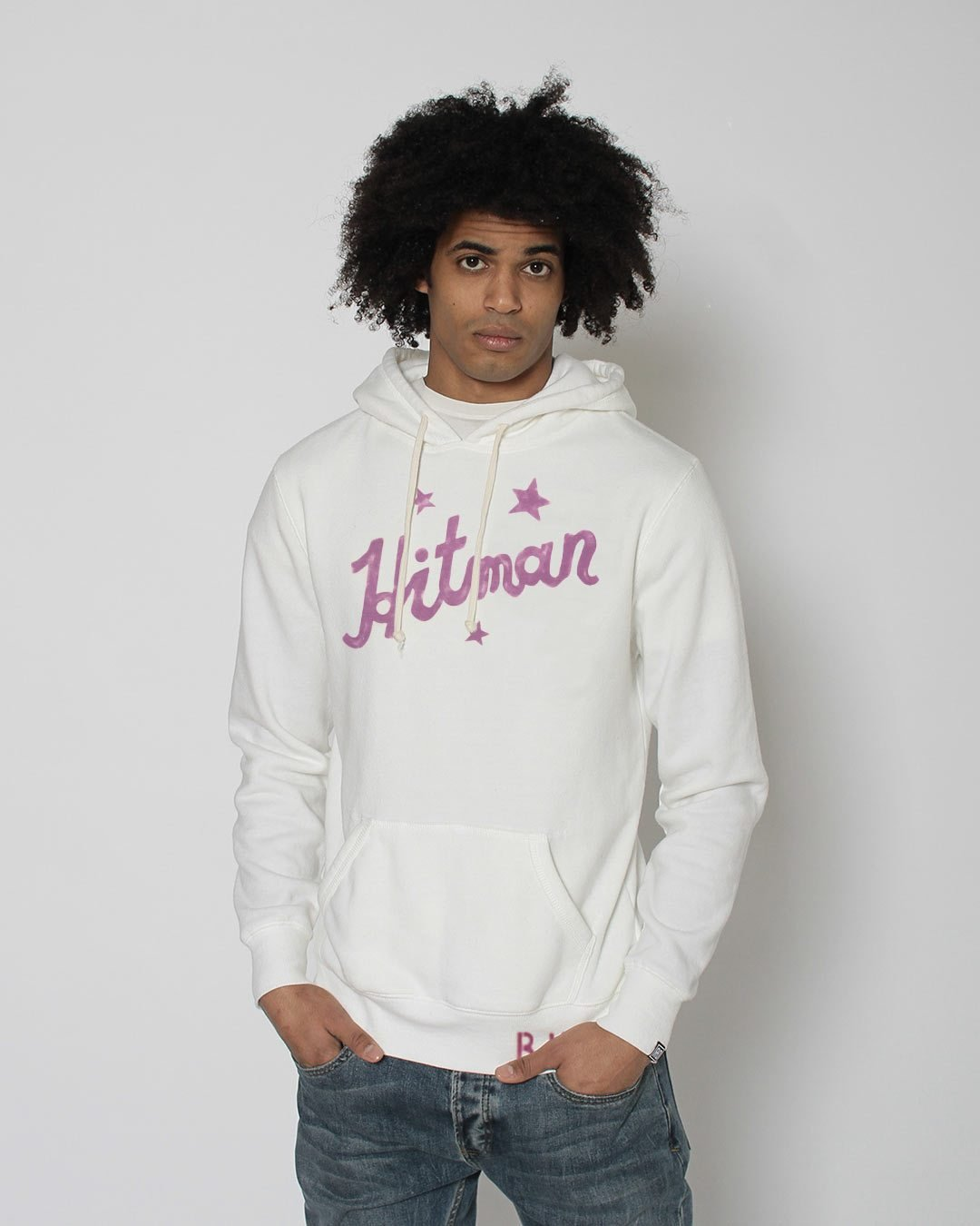 Bret Hart Hitman Pullover Hoody - Roots of Inc dba Roots of Fight