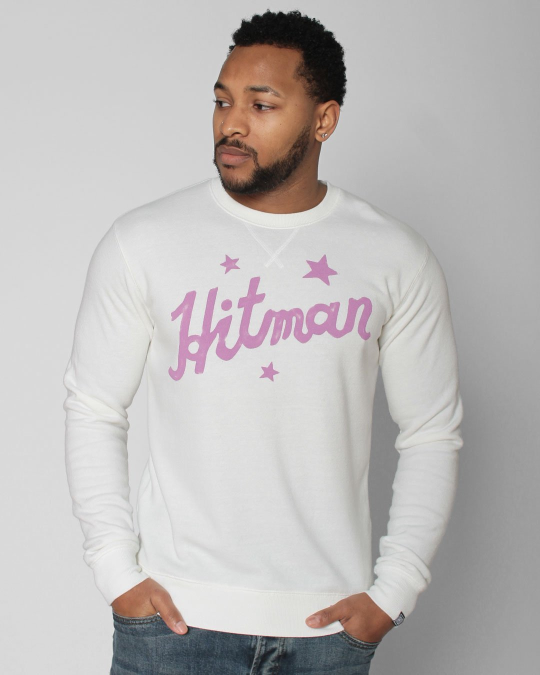 Bret Hart Hitman Sweatshirt - Roots of Inc dba Roots of Fight