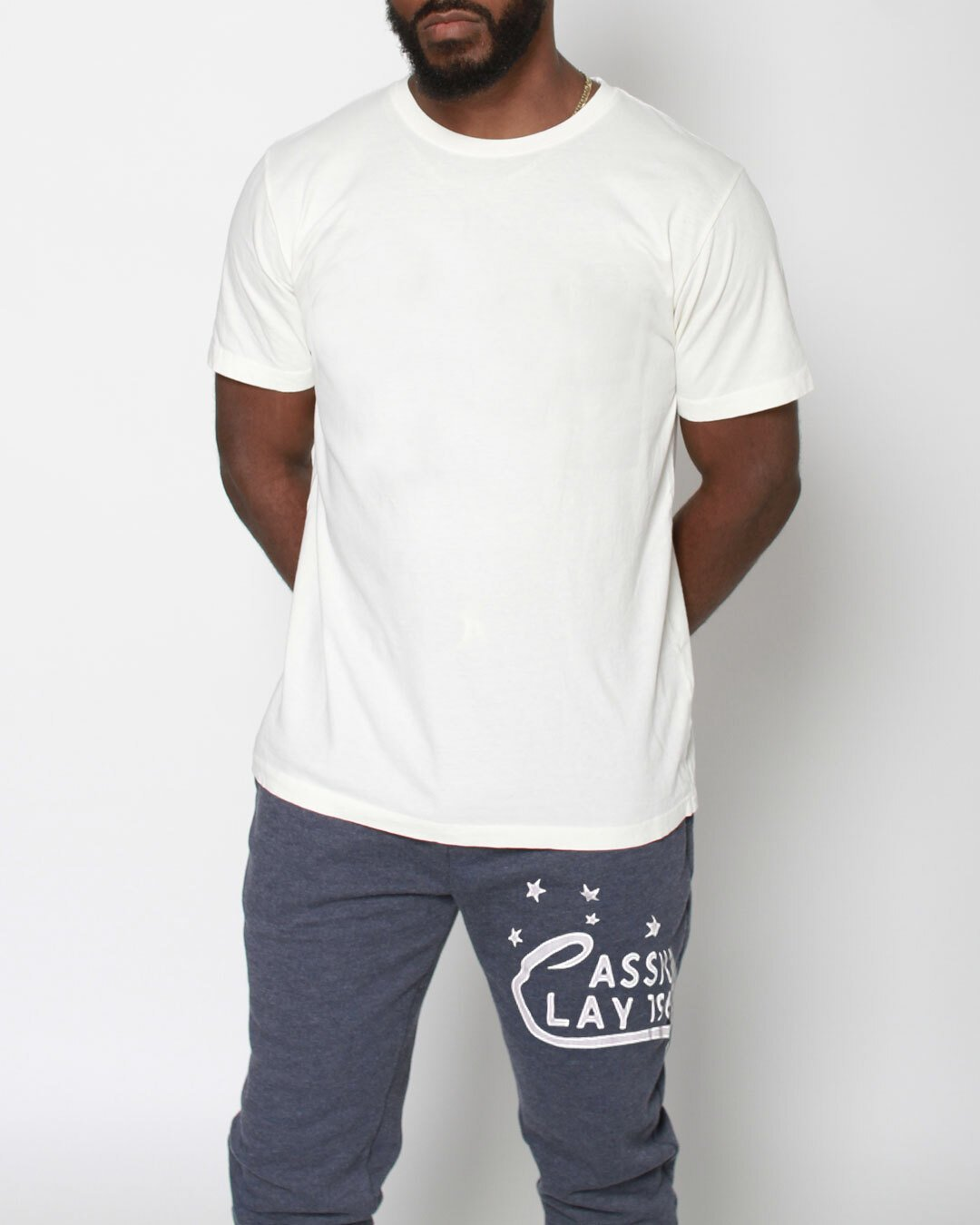 Cassius Clay Legacy Sweatpants - Roots of Inc dba Roots of Fight