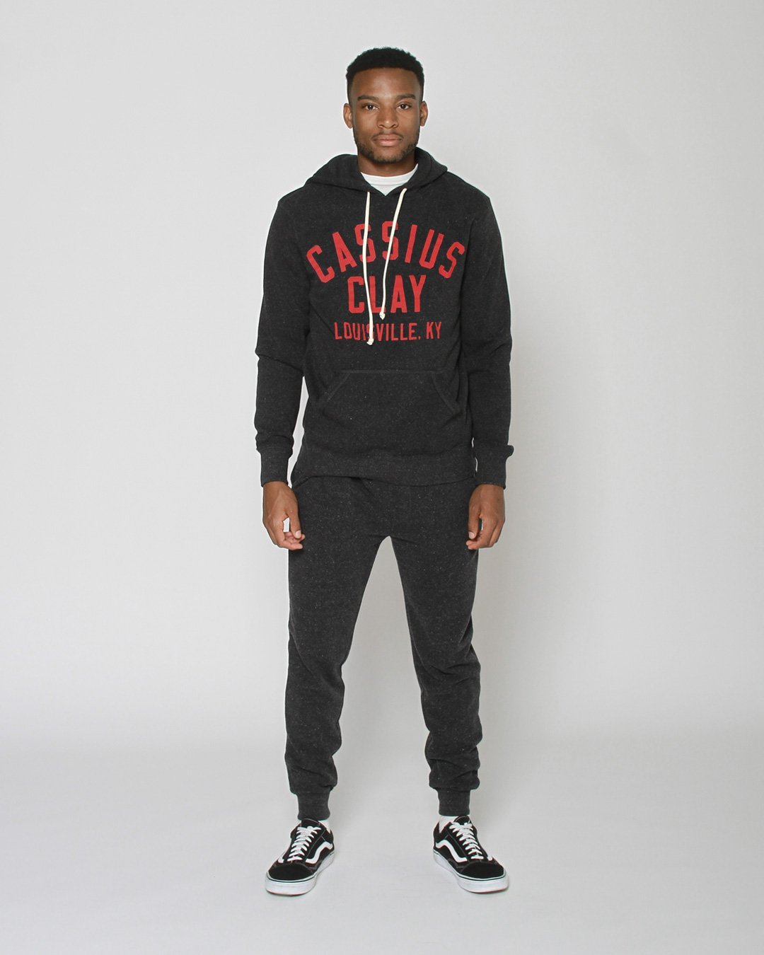 Cassius IATG Pullover Hoody - Roots of Inc dba Roots of Fight