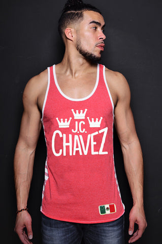 Chavez Crown Striped Tank
