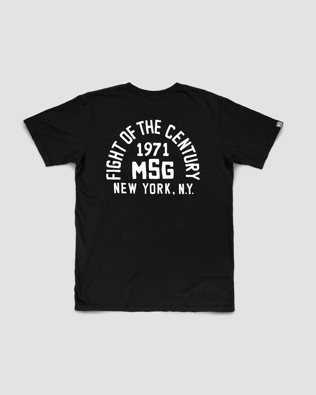 FOTC - Ali 1971 MSG Tee - Roots of Inc dba Roots of Fight