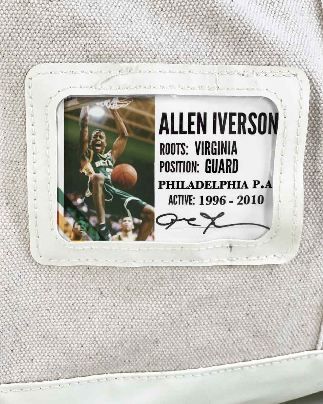 Iverson Bubba Chuck Duffle Bag - Roots of Inc dba Roots of Fight