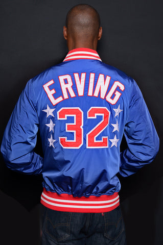 Dr. J Stadium Jacket