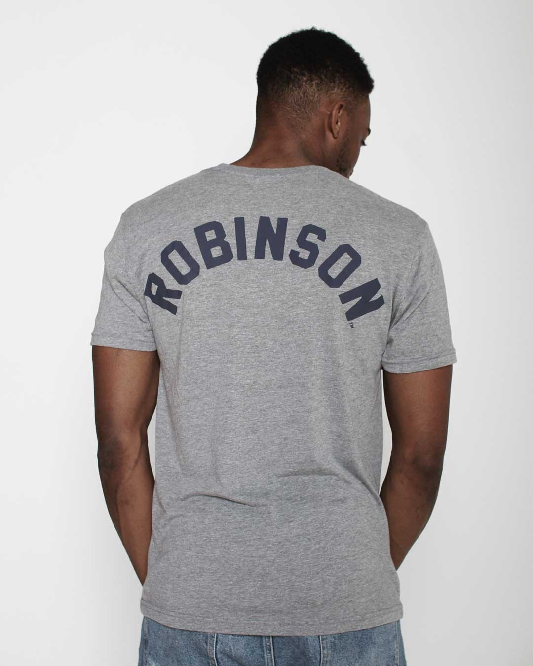 Jackie Robinson Ground Breakers Tee - Roots of Inc dba Roots of Fight