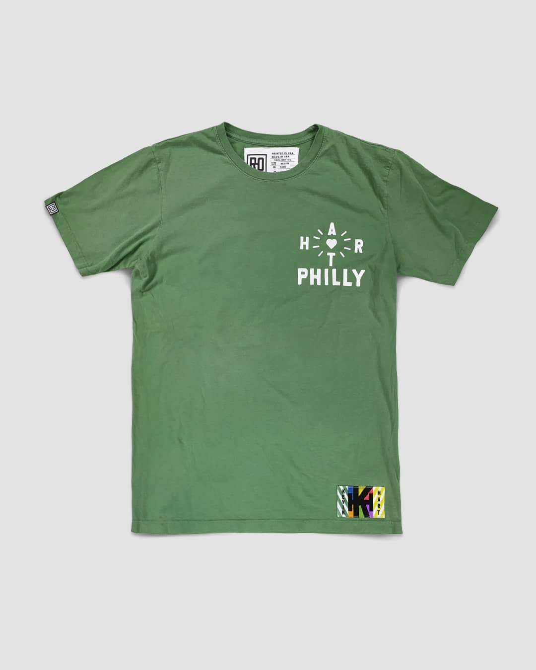 Kevin Hart Philly Tee - Roots of Inc dba Roots of Fight