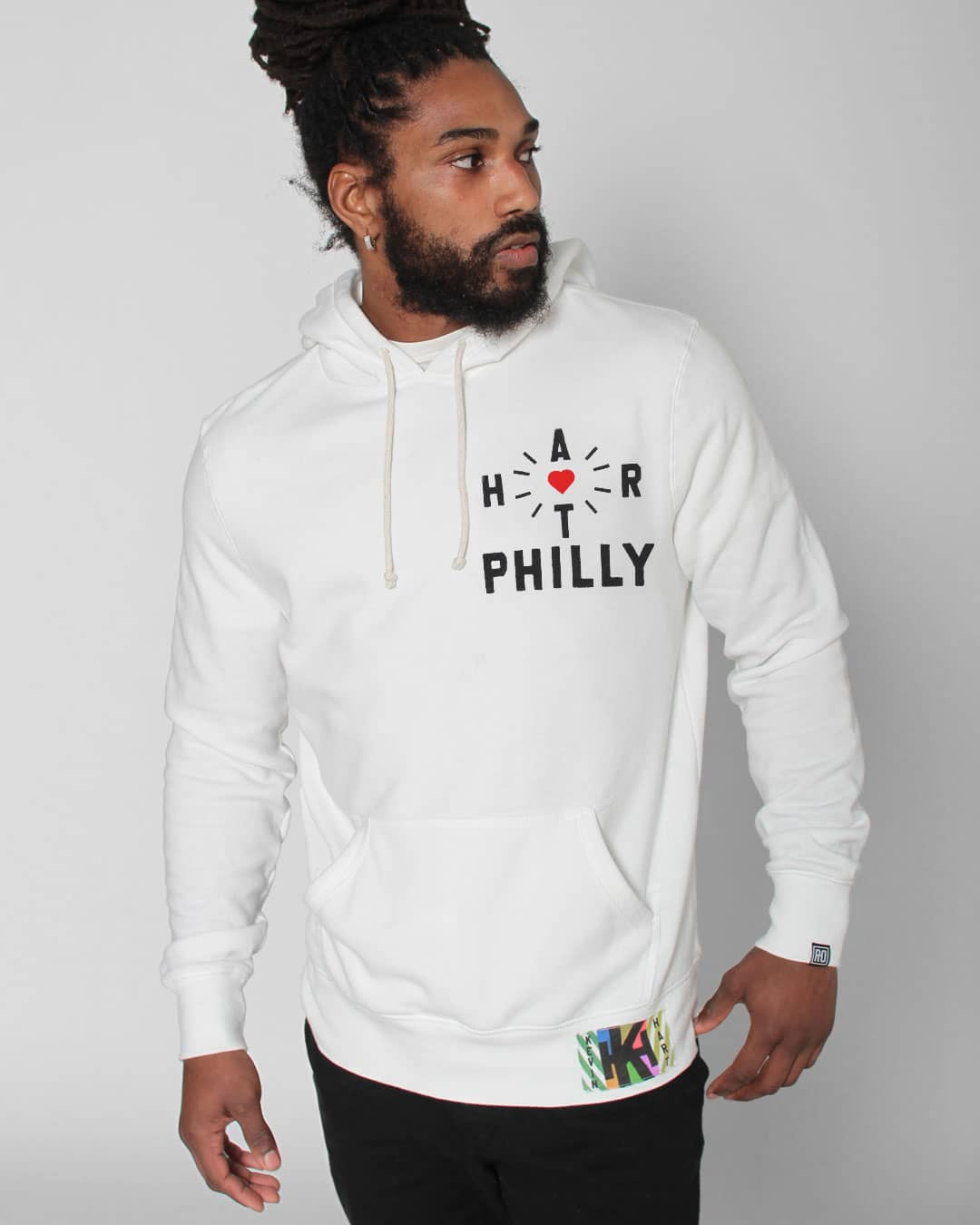 Kevin Hart Philly Tribute Pullover Hoody - Roots of Inc dba Roots of Fight