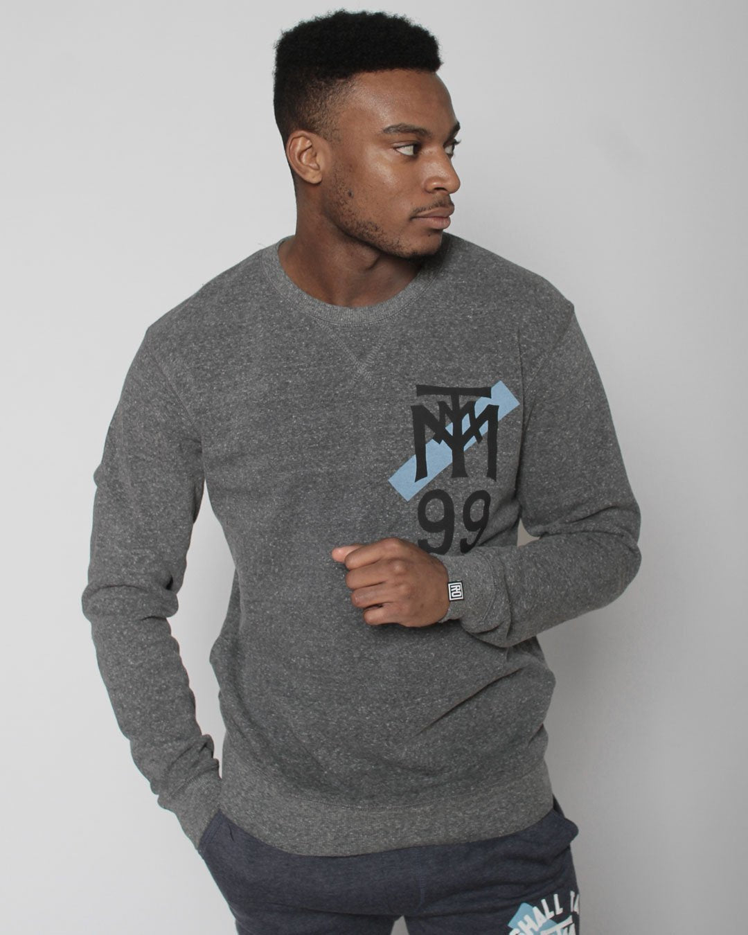 Marshall Taylor Ground Breakers Sweatshirt - Roots of Inc dba Roots of Fight