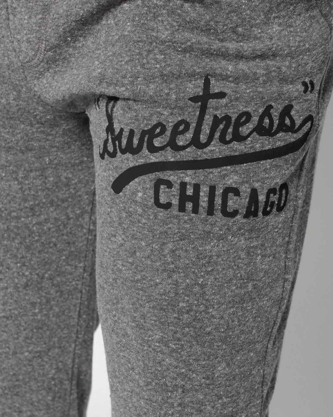 Payton Sweetness Chicago Sweatpants - Roots of Inc dba Roots of Fight
