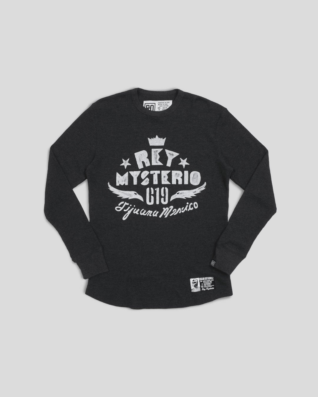 Rey Mysterio 619 Long Sleeve - Roots of Inc dba Roots of Fight