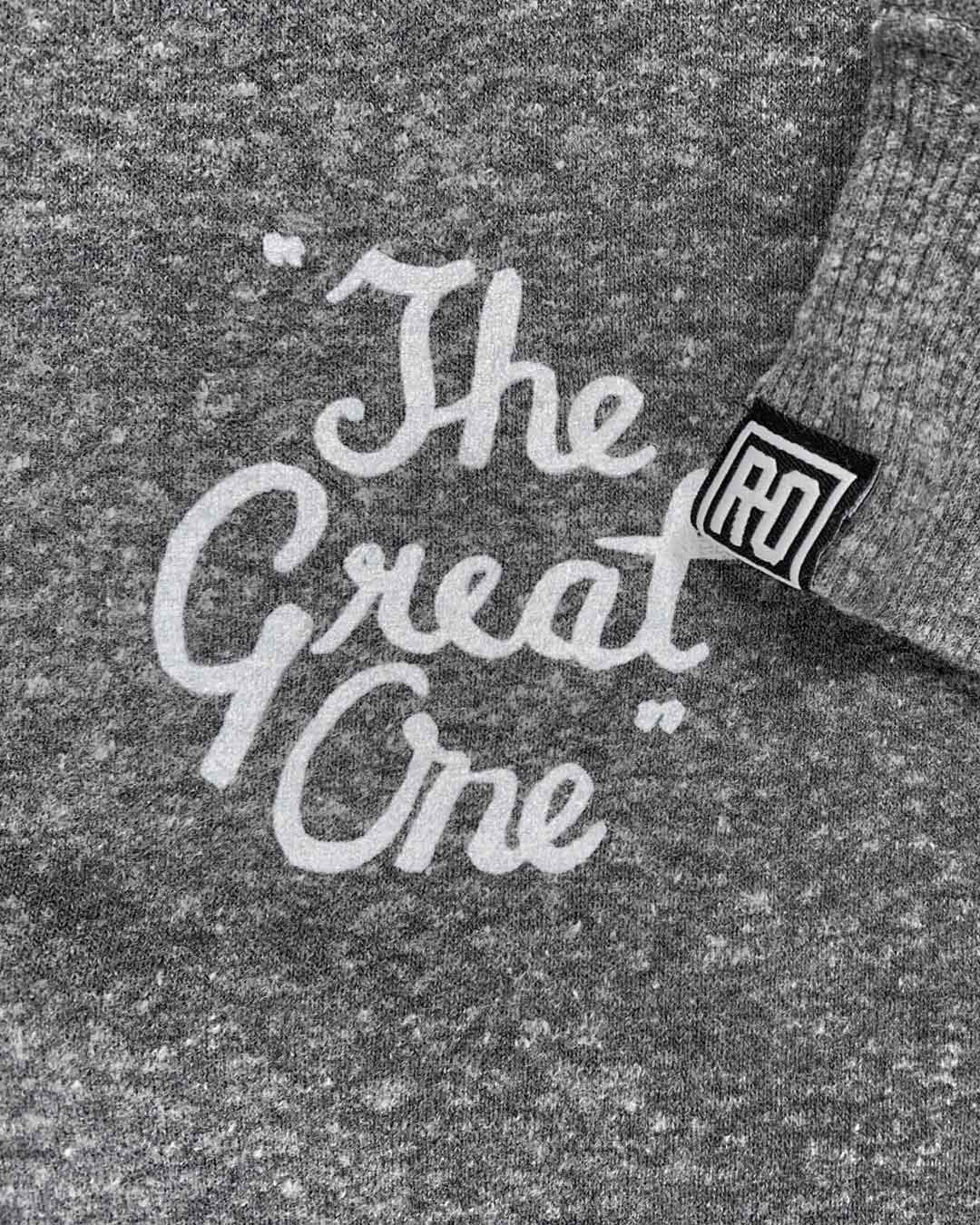 Roberto Clemente The Great One Heritage Sweatshirt - Roots of Inc dba Roots of Fight