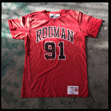 Rodman #91 Tribute Tee