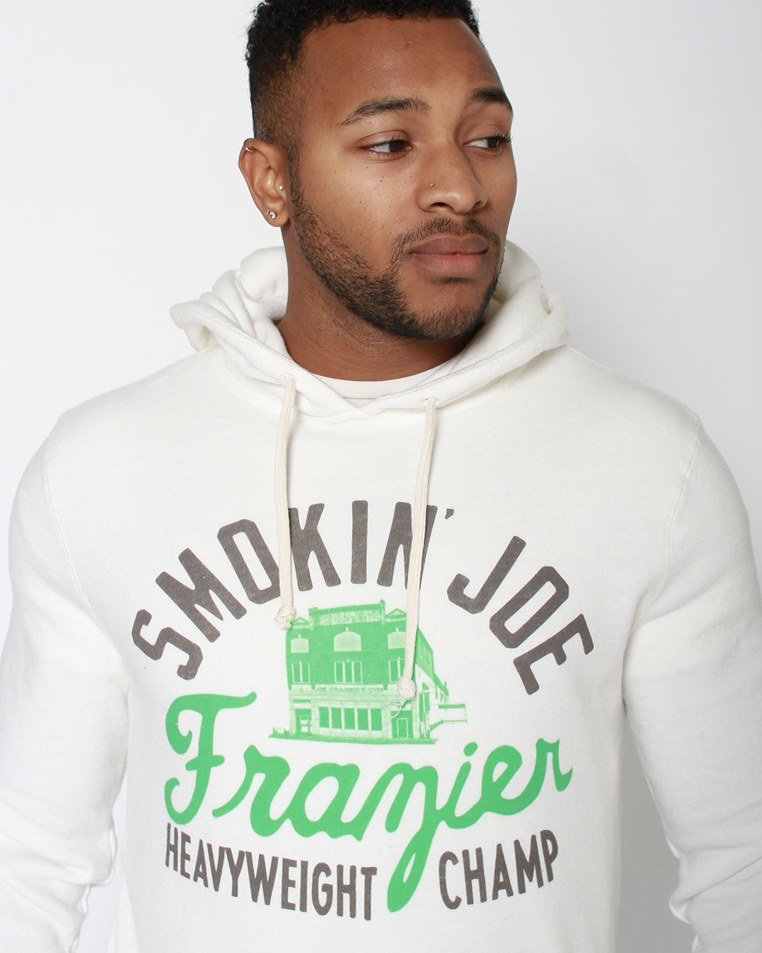 Smokin' Joe HWC Pullover Hoody - Roots of Inc dba Roots of Fight