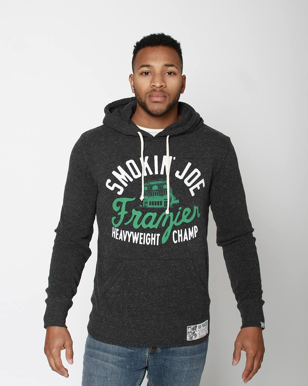 Smokin' Joe Philly Pullover Hoody - Roots of Inc dba Roots of Fight