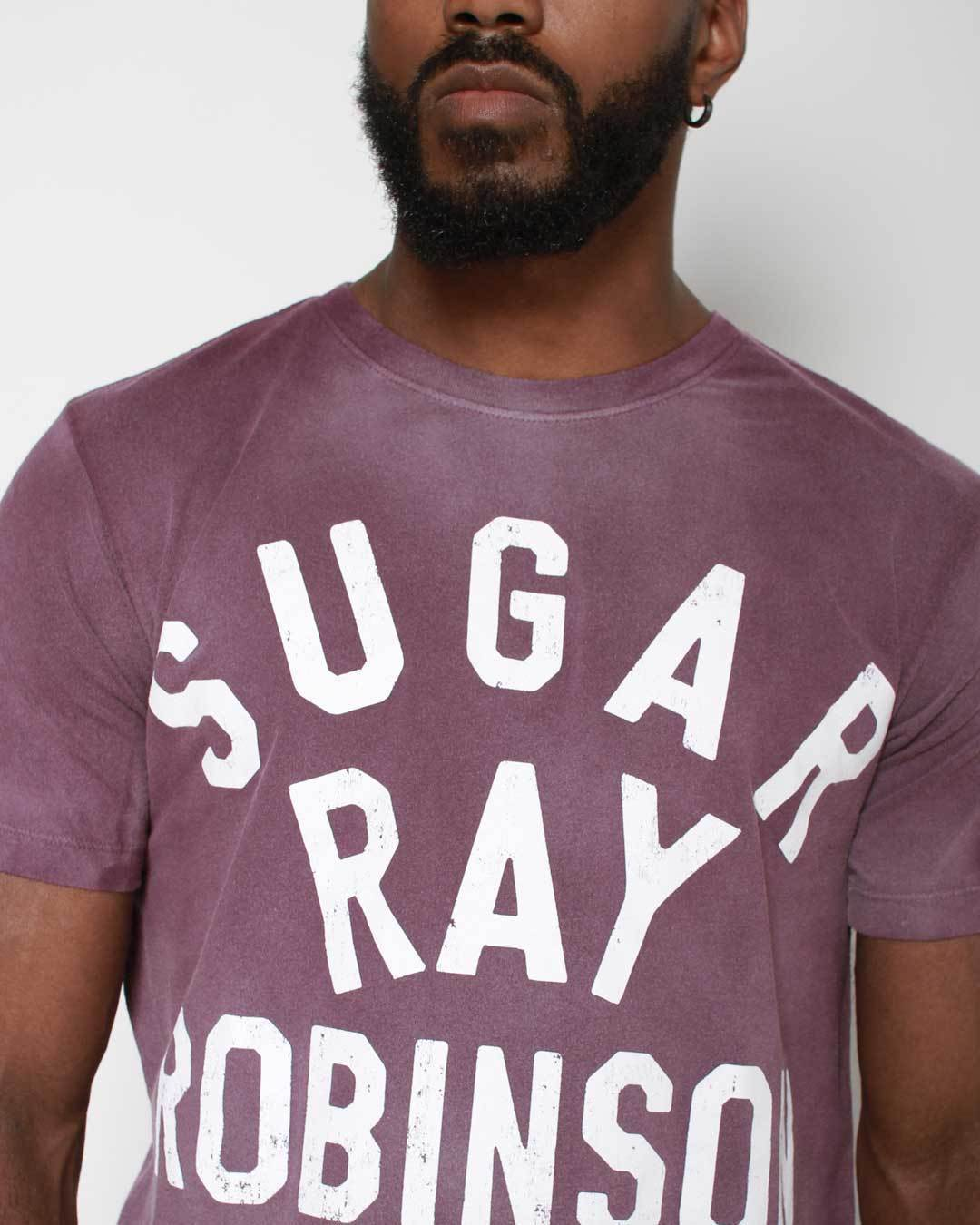 Sugar Ray Robinson Tribute Tee - Roots of Inc dba Roots of Fight