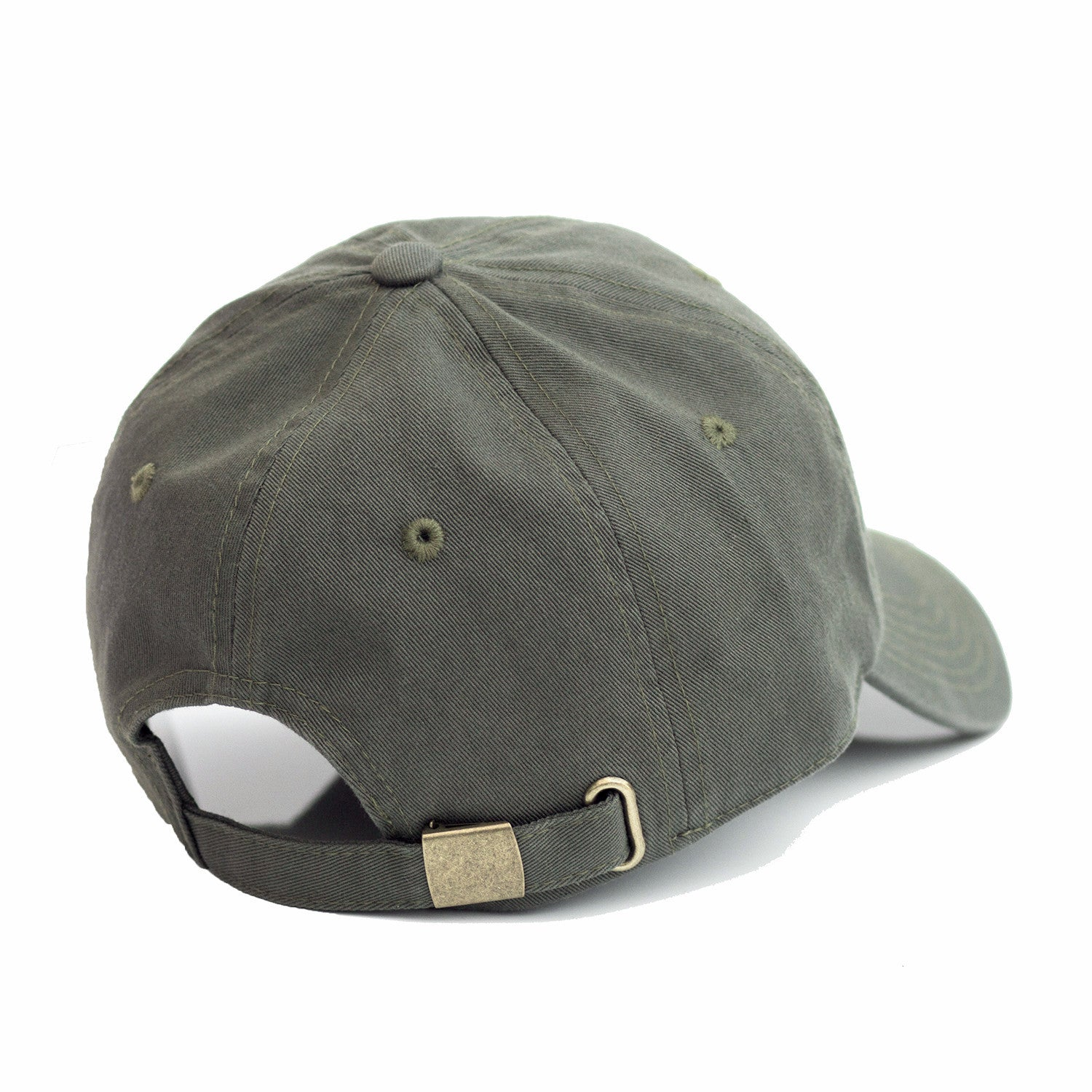 89a84c78e4e Chance The Rapper Dad Hat - Olive Green In Twilled Cotton ...