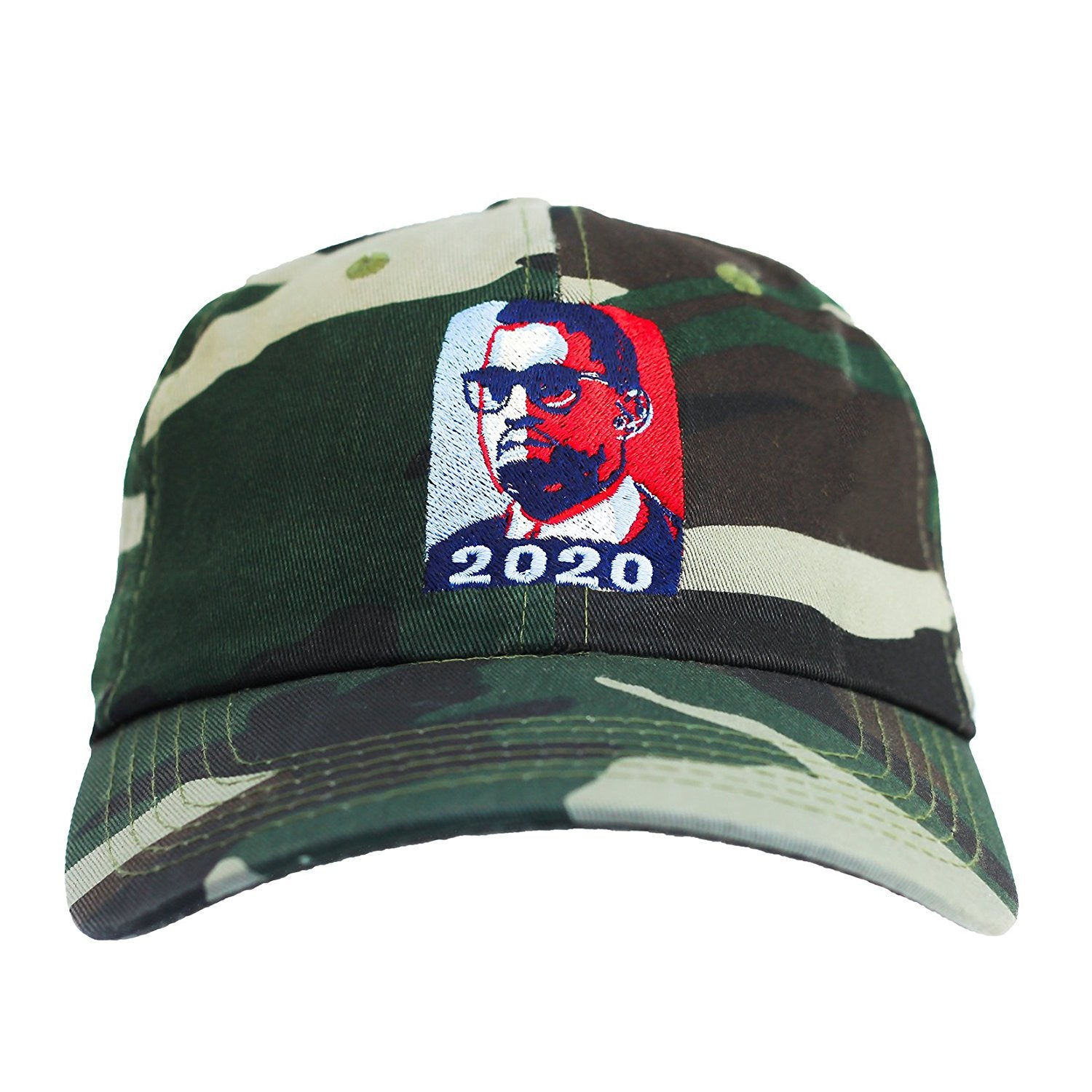 7403e236fd Kanye 2020 Dad Hat - Camo In Twilled Cotton – NOVOLOSANGELES