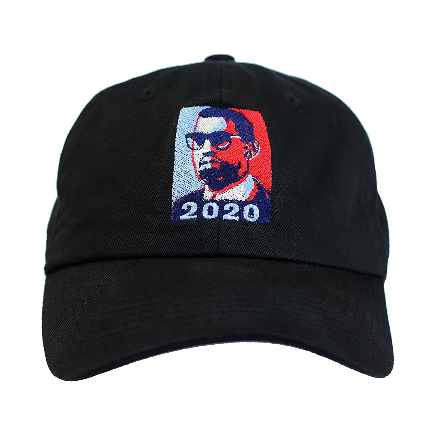 Kanye 2020 Dad Hat - Black In Twilled Cotton – NOVOLOSANGELES f429d9997e3