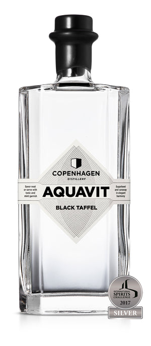 BLACK TAFFEL AQUAVIT