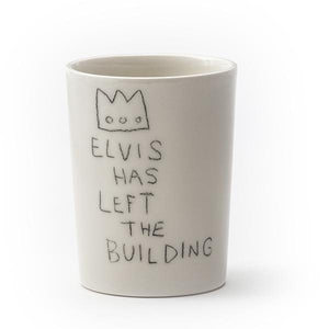 """Elvis has left the building"" krus"