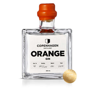 ORANGE GIN - ALKOHOL