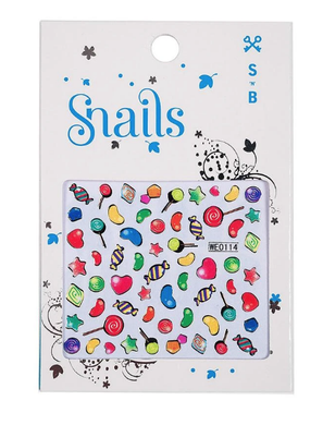 MINI SNAILS Stickers