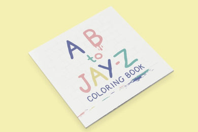 THE LITTLE HOMIE AB to JAYZ Colouring Book