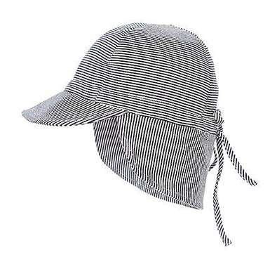 TOSHI Flap Cap Baby Hat