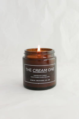 CRUSHES Soy wax candle120g