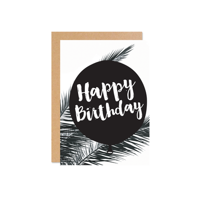 THE WILD ONES Happy Birthday Card
