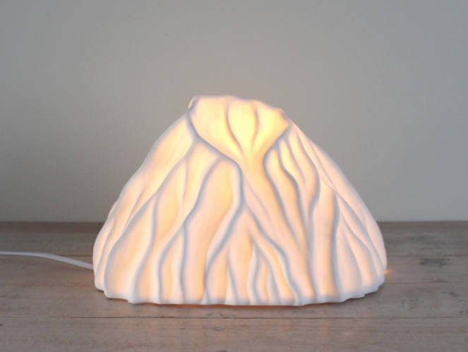 GEORGE + CO Mountain Lamp