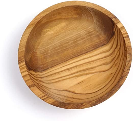 RSVP Olive Wood Dipping Bowl