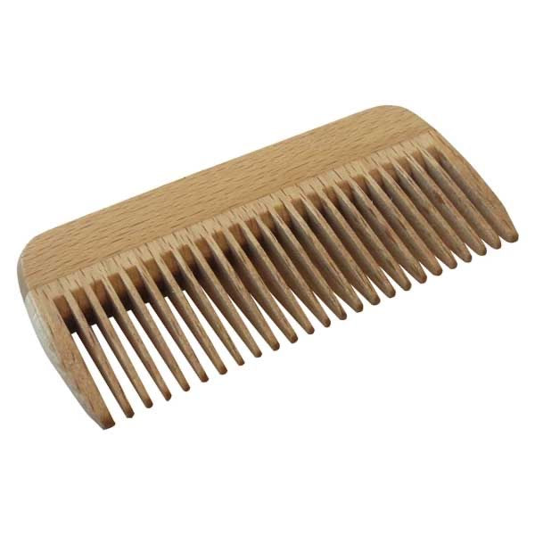 DISHY Beard Comb Beech